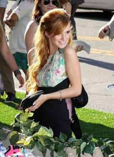 bella thorne the odd life of timothy green premiere | The Premiere of The Odd Life Of Timothy Green