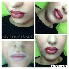 3d usta  Makeupyourmindgdynia@gmail.com