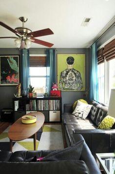 Colorfull living room