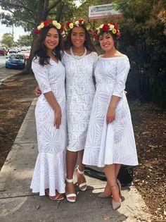 Samoan design Samoan Designs, Polynesian Designs, Island Wear, Island Outfit, New Dress Pattern, Dress Patterns, Samoan Wedding, Samoan Dress, Island Style Clothing