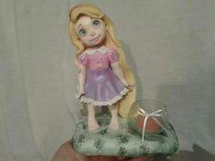 Rapunzel realuzada por viviana canteros