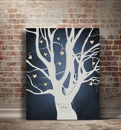 50th anniversary gift Romantic gift 1st anniversary gift for men wedding gift for couplesTree of life Personalized Wedding Gifts Tree print