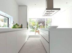 cozinha branca - Pesquisa Google