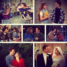 Cory & Topanga, first tv couple love story I fell in love with :)