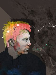 Media Illustrations by Zso Thom Yorke