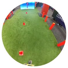 Denver BroncosVerified account  @Broncos  Following  More A @spectacles tour of the #NFLCombine Fan Experience.  How fast is your 40?!  👻 » http://dbron.co/snapchat