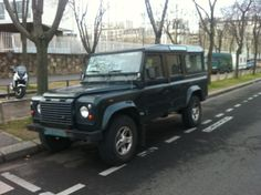 Land Rover Defender - 2014 : Paris, France