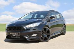 The Ford Focus Mk3 Got A Body Kit From Loder1899 But Nothing More