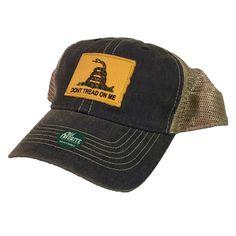 dc03aea4794 Don   T Tread Flag Trucker Hat Flag