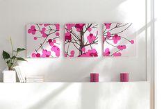 Rakuten: marimekko (marimekko) LUMIMARJA (Lumi Maruya) pink cloth cloth fabric panel set panel North Europe fabric board (Wood panel) wall panel- Shopping Japanese products from Japan