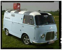 Ford Taunus transit . jumeaux de l'estafette