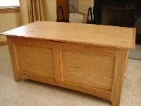 Storage Chest Project Plan - Built with the Kreg Jig