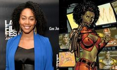 The cop-turned-detective Misty Knight will appear in the Netflix series Read more at http://www.superherohype.com/news/351973-simone-missick-joins-marvels-luke-cage-as-hero-misty-knight#dDHEdzCP2WzbWJtV.99 Simone Missick Joins Marvel's Luke Cage as Hero Misty Knight!