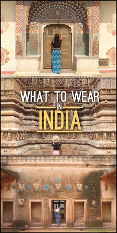 Deciding what to wear is one of the first issues that women face when planning a trip to India. This is probably the first country that I really made an effort to plan what I needed to bring for the trip since I didn't want to be disrespectful during my visit.  I recently got back from a month in India and would love to share to fellow female travellers some useful advice. If you're planning to visit India, here are some travel tips on what to wear in India
