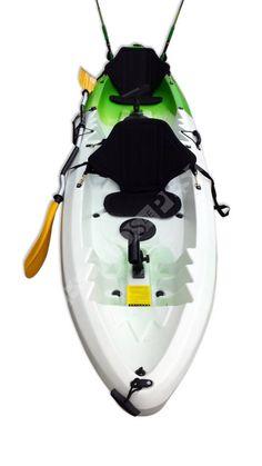 Kayak Zun Zun Costa, especial para la pesca en costa.
