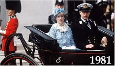 Lady Diana Spencer , The Trooping of colour - 13 juin 1981 Queen And Prince Phillip, Prince William And Harry, Prince Charles, Prince Andrew, The Last Princess, Royal Princess, Princess Of Wales, Princess Diana Photos, Princess Diana Fashion