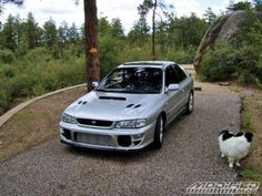 Subaru Impreza RS 25
