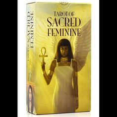This Tarot Deck is especially useful for lesbian, bisexual and trans-women and feminists. It holds goddesses of all cultures and through imagery appeals to your intuition. Sacred Feminine, Oracle Cards, Tarot Decks, Intuition, Goddesses, Lesbian, Spiral, Culture, Women