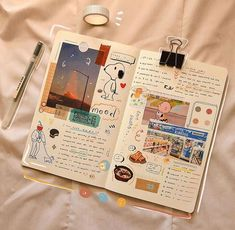 bullet journal aesthetic diary page layout highlighters pens cute kawaii daily weekly monthly g e o r g i a n a : p e n > s w o r d Bullet Journal Kpop, Planner Bullet Journal, Bullet Journal Aesthetic, Bullet Journal Ideas Pages, Bullet Journal Inspo, Art Journal Pages, Photo Journal, Bellet Journal, Arte Sketchbook