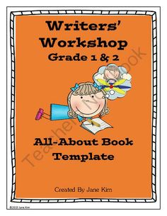 Kim's Creations Giveaway! - Hurry to enter my giveaway! Teachers can utilize this template to support their Writers' Workshop unit on All-About books. Students will deepen their understanding about non-fiction text features as they create their own All-About book. Just use the pages you want your kids to include in this project.  Good Luck!.  A GIVEAWAY promotion for Writers Workshop: All-About Book Template for 1st and 2nd Grade from Kim's Creations on TeachersNotebook.com (ends on…