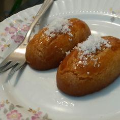 İstanbul'da Arnavut Böreği isimli Mutfağımız'dan; Nımnım Tatlısı
