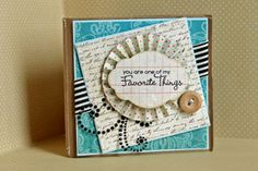 Paper Bag Book by Joanne Basile  Create a mini book out of lunch bags.   - tutorial with video!