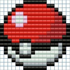 Search Results: Pokemon Bead Patterns Melty Bead Patterns, Kandi Patterns, Hama Beads Patterns, Beading Patterns, Pokemon Perler Beads, Diy Perler Beads, Perler Bead Art, 8bit Art, Perler Bead Templates