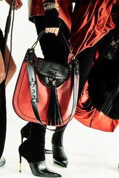 e169f55319c Balmain Pre-Fall 2017 Fashion Show. Taschen OnlineFall HandbagsTote ...