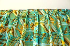 How to Make Pleated Drapes