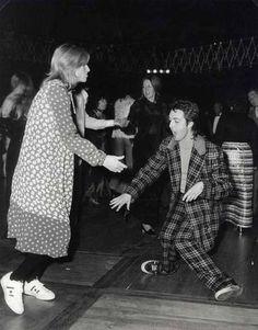 Linda & Paul McCartney