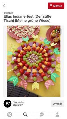 Ella& Indian Party (The Sweet Table) (My Green Meadow)- Ellas Indianerfest (Der süße Tisch) (Meine grüne Wiese) Ella& Indian Festival (The sweet table) - Indian Birthday Parties, Wild One Birthday Party, Indian Party, Third Birthday, Baby Birthday, First Birthday Parties, First Birthdays, Pocahontas Birthday Party, Birthday Ideas