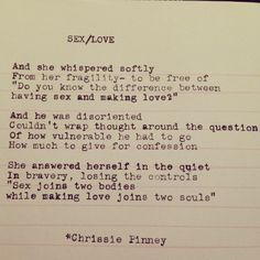 Short dirty sex poems