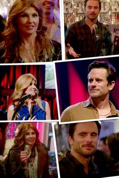 Nashville ABC.  Favorite Couple