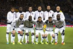 USA 2014 World Cup Squad