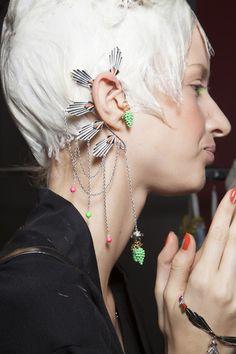 Manish Arora at Paris Fashion Week Spring 2014