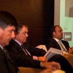 """Moderador en la jornada """"Diálogos para el Desarrollo"""",con José Carlos Díaz y Manuel Pimentel - Murcia"""