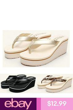 6437e36e1827 Sandals Clothes, Shoes & Accessories #ebay | Products | Pinterest ...