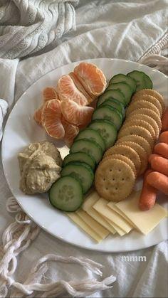 Think Food, I Love Food, Good Food, Yummy Food, Healthy Snacks, Healthy Eating, Healthy Recipes, Healthy Midnight Snacks, Healthy Fridge