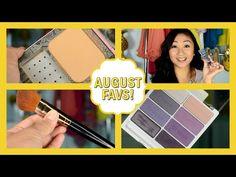 August Favorites 2014!