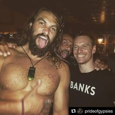 #Repost @prideofgypsies ・・・ @bullchinashope1 might need to rename the bull to. MOMOA in a chinashop Whisky starts…
