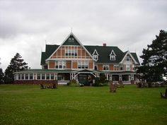 Dalvay by the Sea, as it is known today. But this place was used as the White Sands Hotel, in the Anne of Green Gables movies.