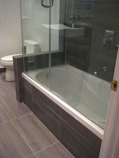 best remodel for tub shower enclosure | using bathtub shower combination including sliding shower wall and ...