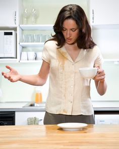 Stain removal smarts: How to get stains out of your clothes  http://www.sheknows.com/home-and-gardening/articles/8153/stain-removal-smarts-how-to-get-stains-out-of-your-clothes