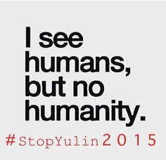 #StopYuLin2015 Dogs are friends, not food.