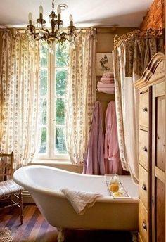 Vintage Bathroom Ideas_41
