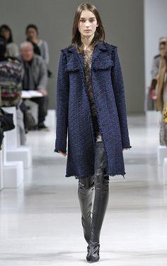 Nina Ricci Fall/Winter 2015 Trunkshow Look 39 on Moda Operandi