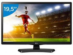 "Magazinevc: Monitor TV LED 19,5"" LG 20MT48DF - Conversor Integ..."
