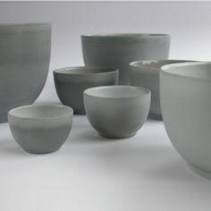 Modus vivendi bowls by Pieter Stockmans