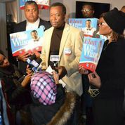 www ElectWillieWilson com Studio interview with HLN-TV