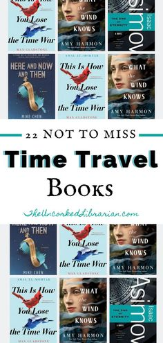 Uncover books about time travel and some of our favorite science fiction time travel books favorites on this reading list. Literary Travel, Travel Books, Travel Journals, Book Club Books, Good Books, Books To Read, Book Nerd, Book Series, Historical Fiction Books